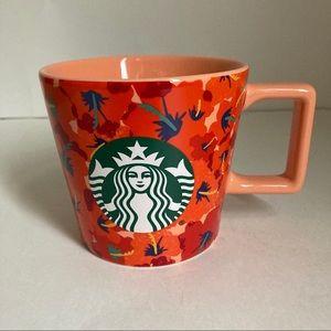 Starbucks Hibiscus Mug
